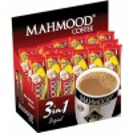Mahmood Coffee 3ü1 Arada 48'li
